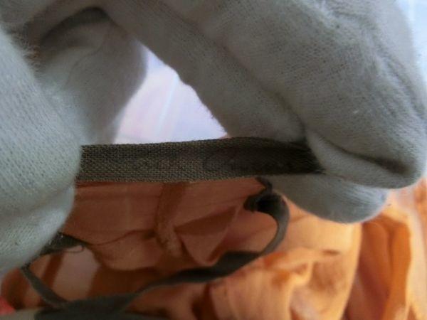 Rick Owens カットソー カーディガン オレンジ リックオウエンス_画像3