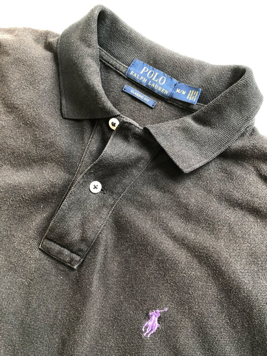 ポロラルフローレン ポロシャツ ブラック