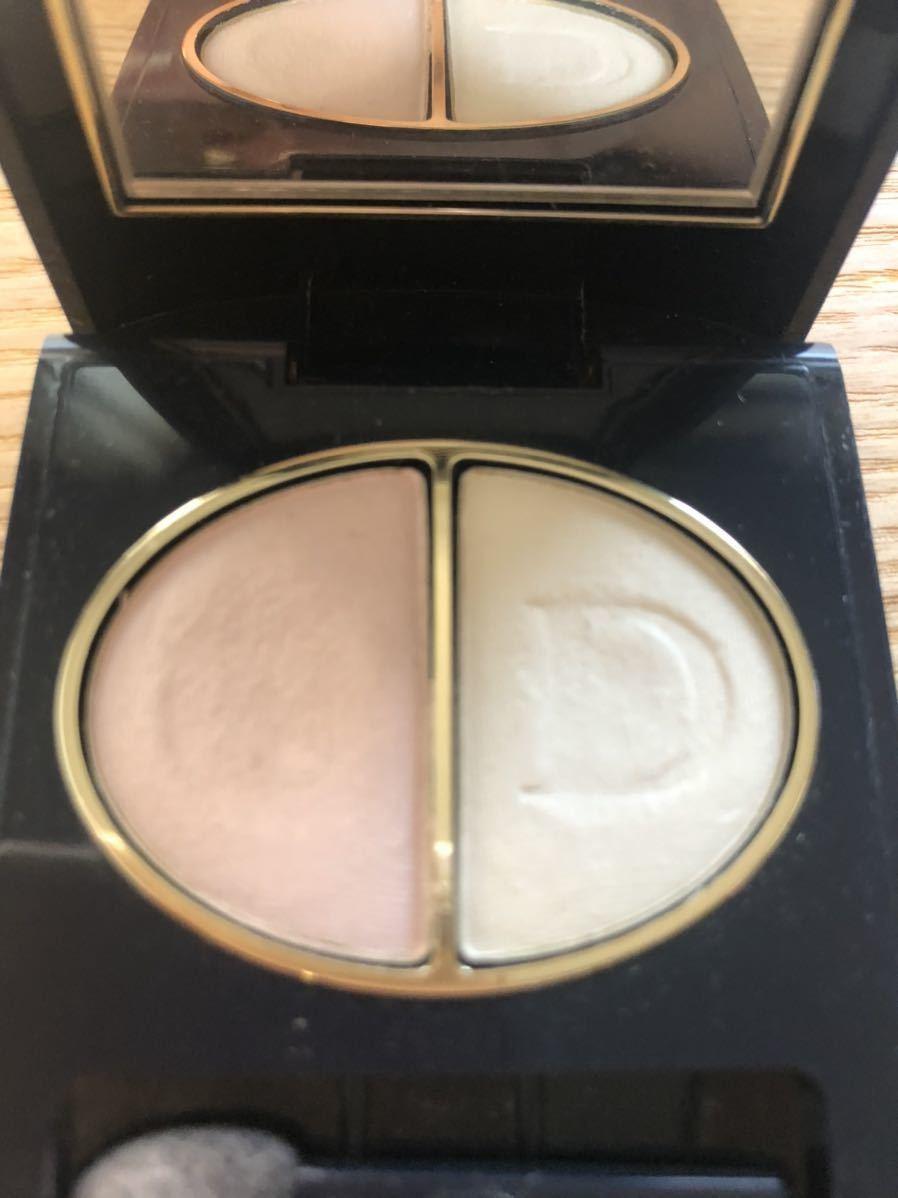 Christian Dior クリスチャン ディオール 2色アイシャドウパレット デュオクルール ピンクアイシャドウ パウダーアイシャドウ 送料込み