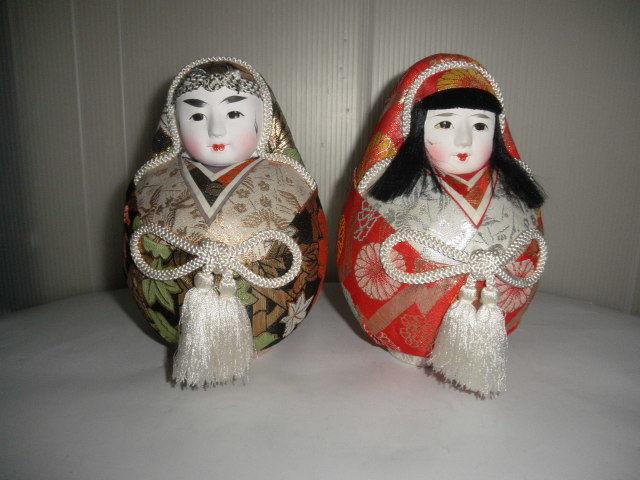 @@姫ダルマ アンティーク コレクション 松山 伝統工芸品 縁起物 インテリア 雑貨 飾り物 日本人形_画像1