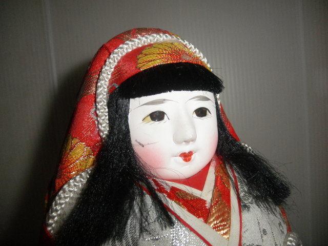 @@姫ダルマ アンティーク コレクション 松山 伝統工芸品 縁起物 インテリア 雑貨 飾り物 日本人形_画像5