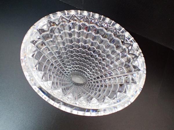 XB5 Baccarat バカラ EYE アイベース 花瓶 フラワーベース クリスタルガラス 高さ14.5cm 箱付_画像7