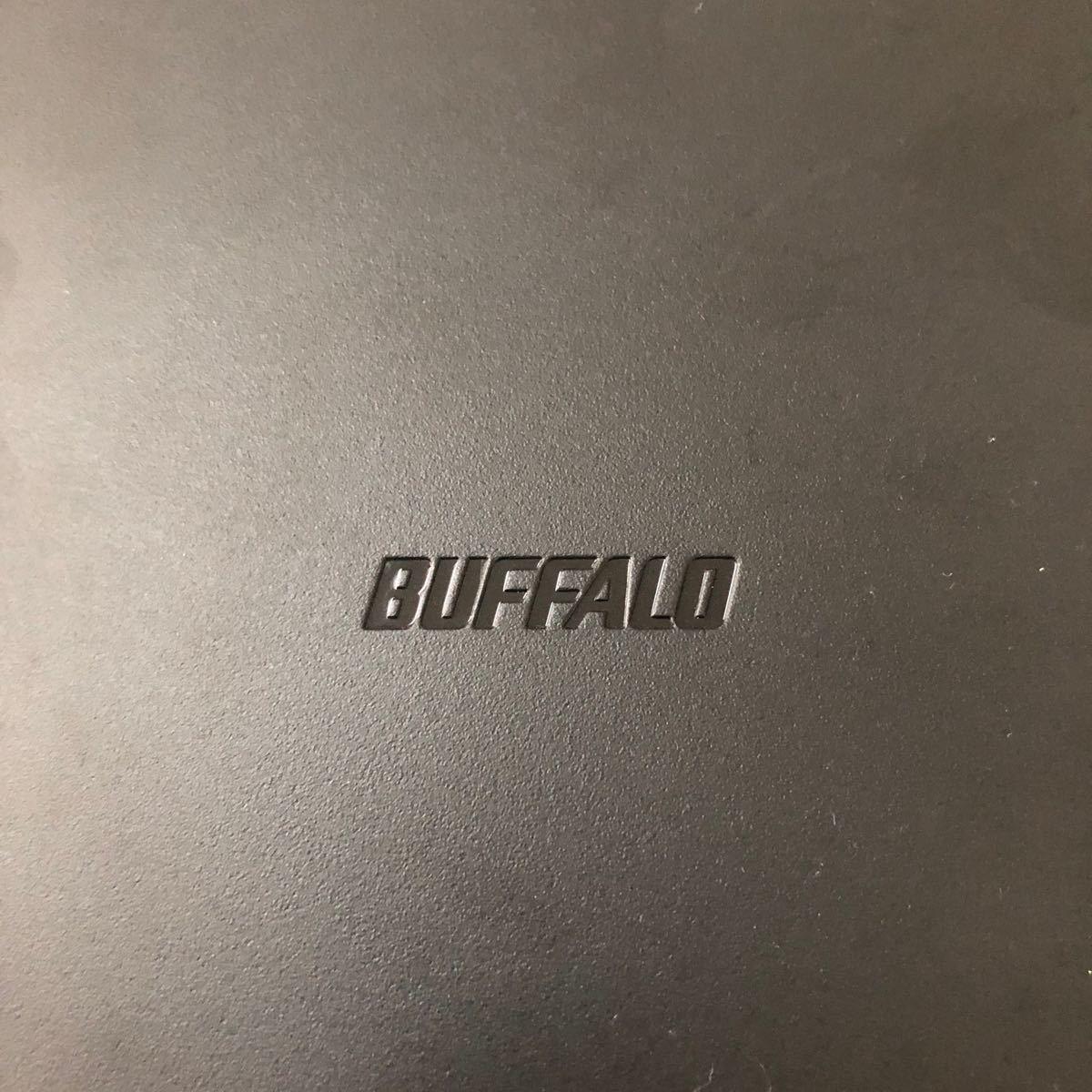 BUFFALO 無線LAN親機 WHR-1166DHP Wi-Fi 中古