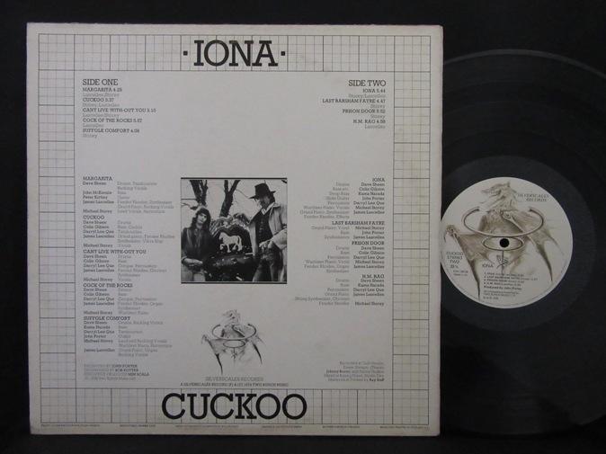 IONA★Cuckoo UK Silverscales オリジナル_画像2