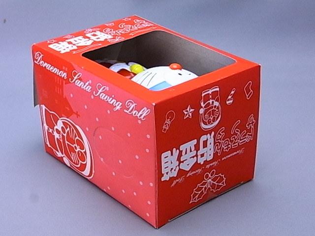 #44-12【エポック】ドラえもんサンタ貯金箱*箱入り未使用品_画像10