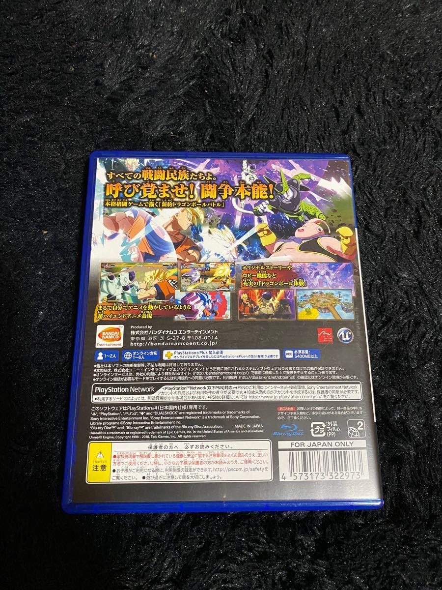 【PS4】ドラゴンボールファイターズ