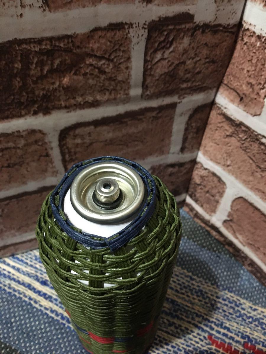 ハンドメイドペーパークラフトODガス缶220g用