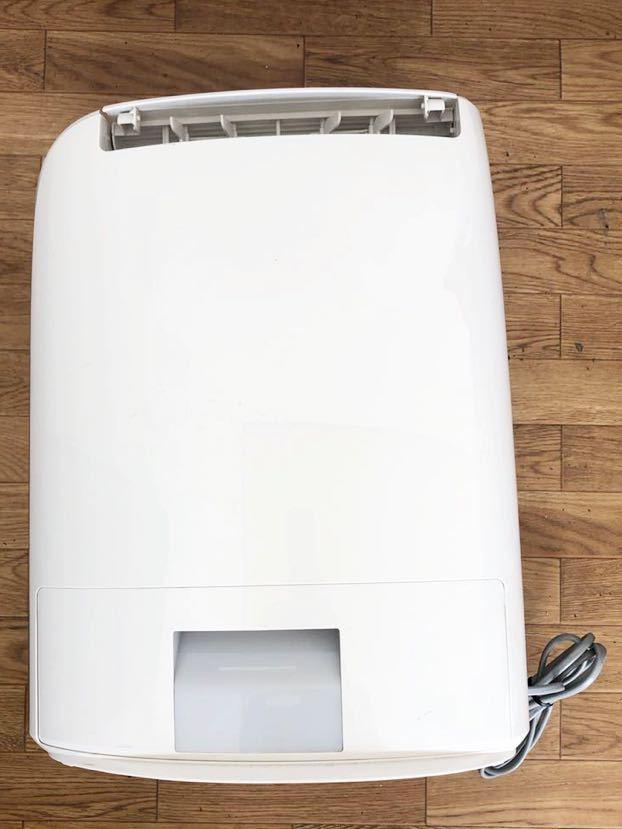 【美品】パナソニック Panasonic デシカント方式除湿乾燥機 衣類乾燥機能付き F-YZK60 スーパーアレルバスター搭載 2015年製_画像5