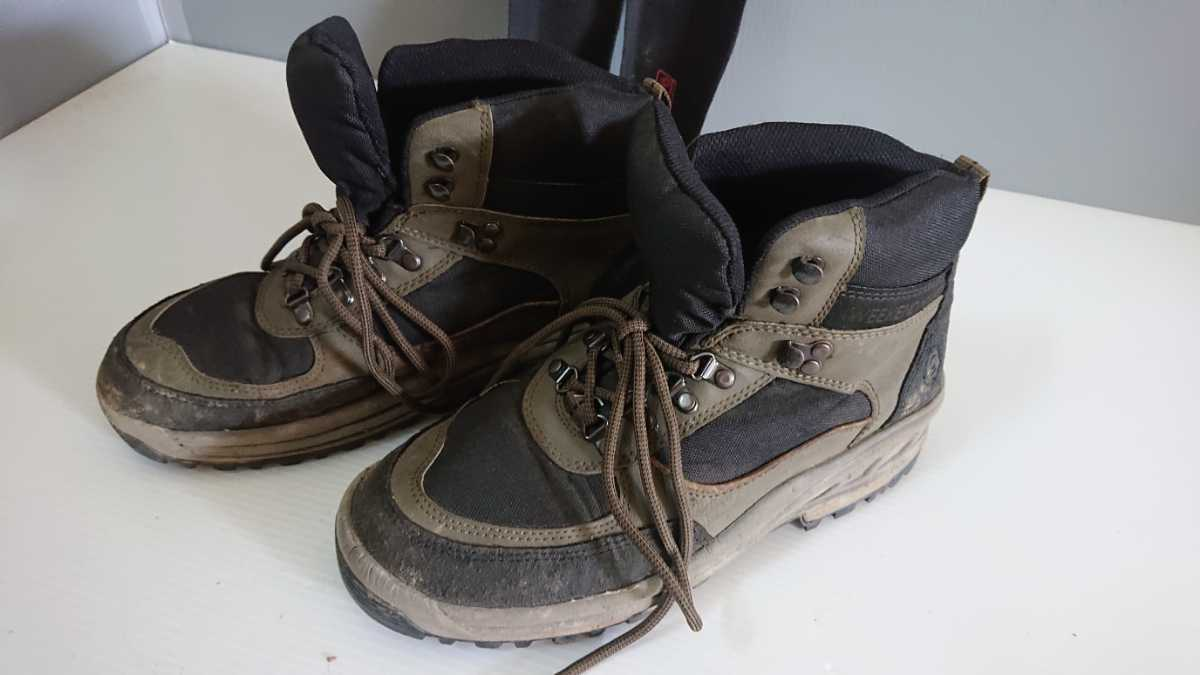 Coleman 登山靴 27.5㎝ トレッキングシューズ WEEKEND HIKER コールマン アウトドア 山登り