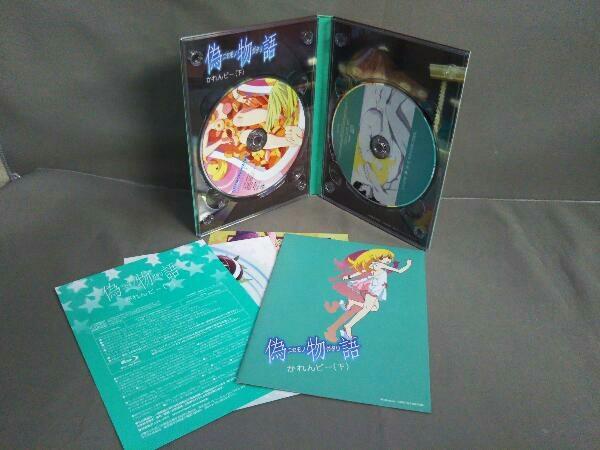 【※※※】[全5巻セット]偽物語 第一~五巻(完全生産限定版)(Blu-ray Disc)_画像4