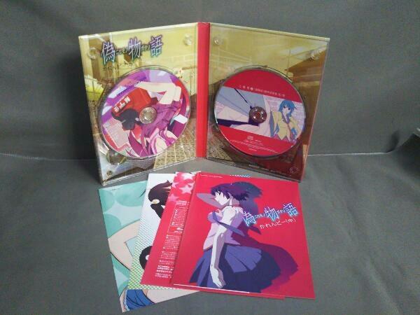 【※※※】[全5巻セット]偽物語 第一~五巻(完全生産限定版)(Blu-ray Disc)_画像6