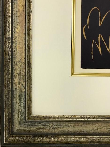 【特価】 ≪  パブロ・ピカソ  ≫  LINOLEUM-CUTS【リノカット版画】  BULL-FLOWER  1962年  PABLO PICASSO