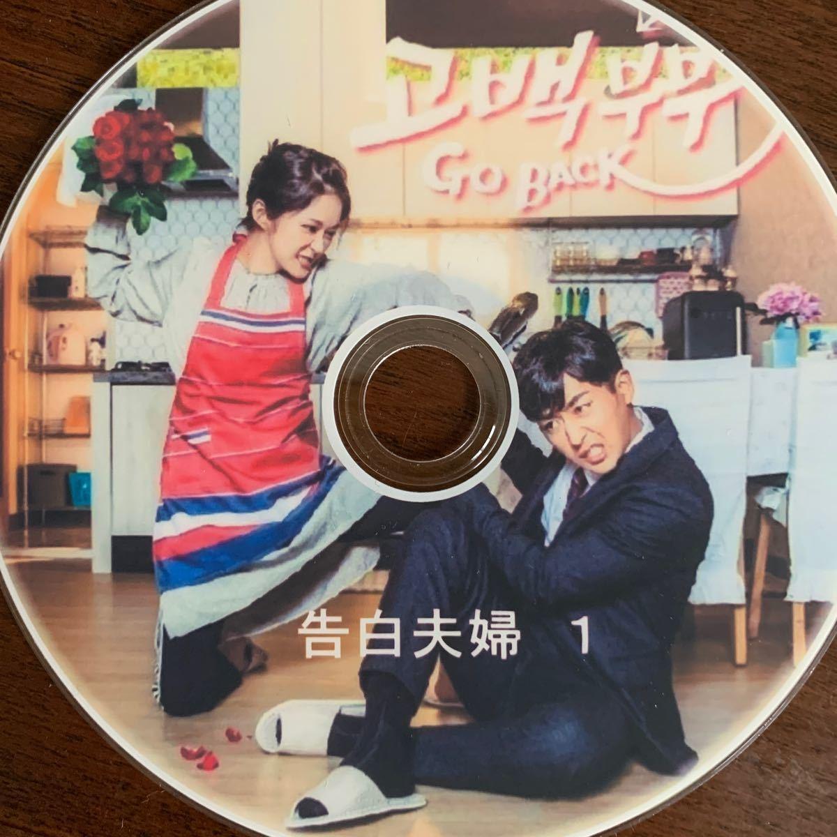 韓国ドラマ ゴーバック夫婦 DVD全話