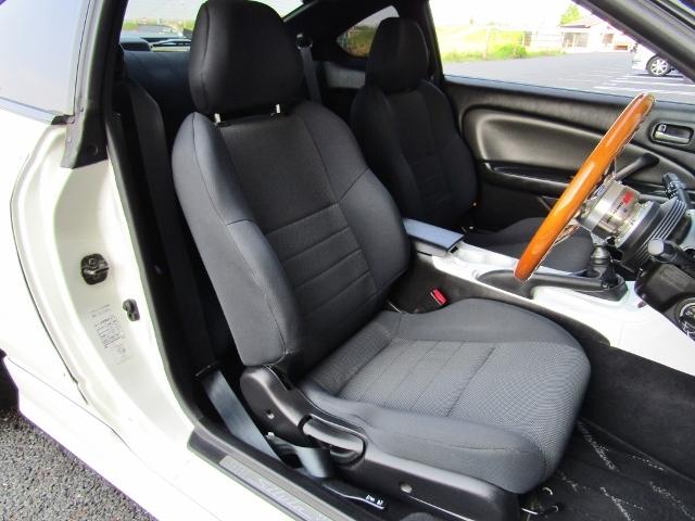 即決!S15 シルビア スペックR 6速MT ターボ 車高調 社外マフラー 3ナンバー登録ワイドボディ 他改造多数_画像7