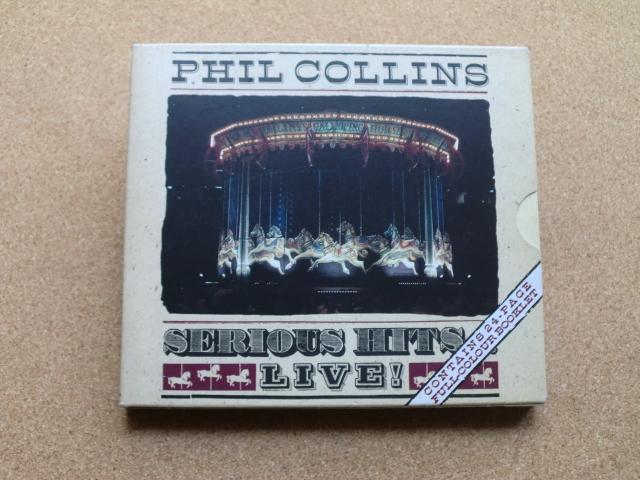 *フィル・コリンズ/Serious Hits...Live!(9031-72550-2)(輸入盤)_画像1