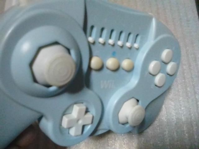 Wii ホリクラッシックコントローラー Wiiリモコン黒