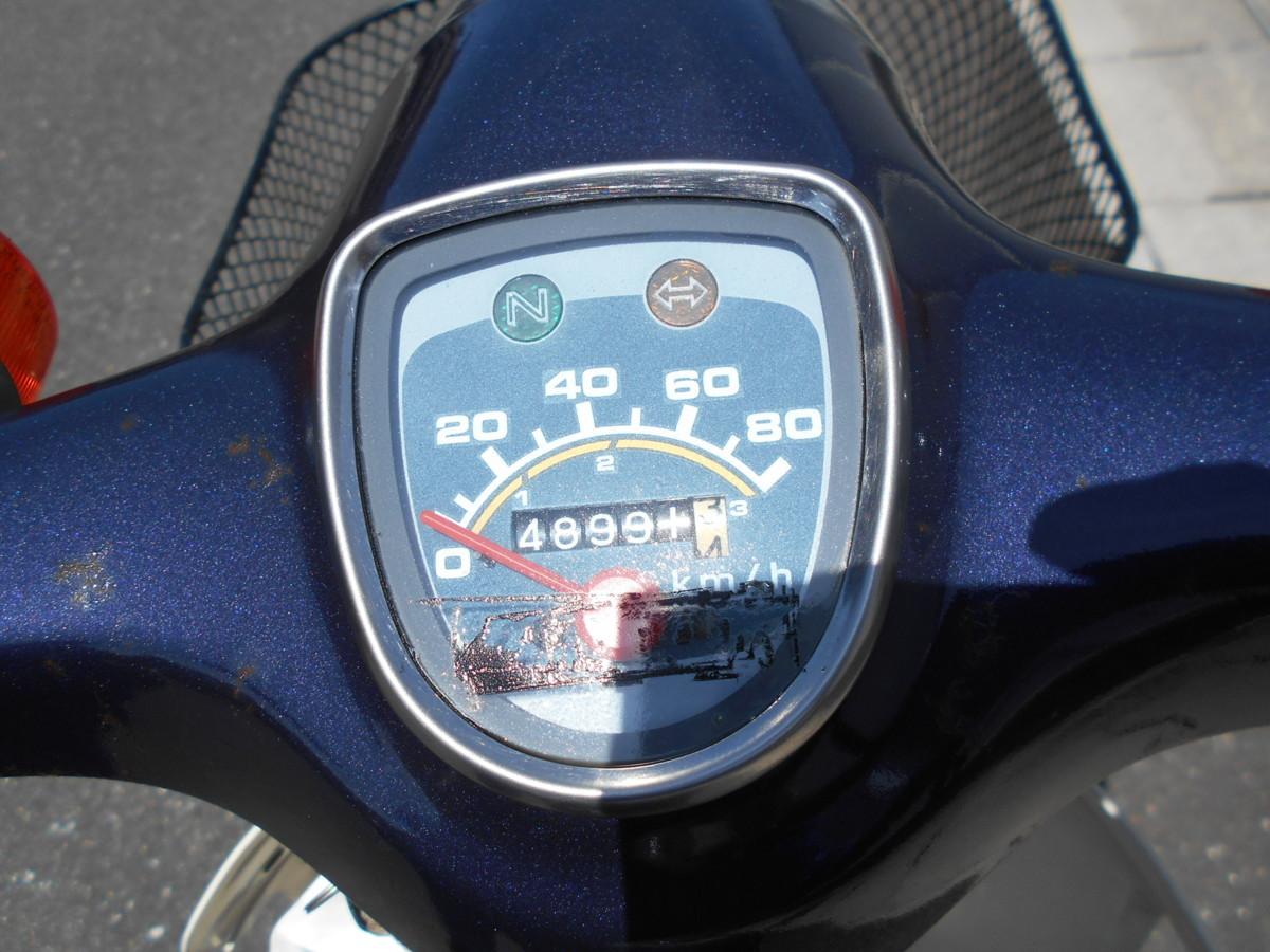 「絶版廃盤旧車ホンダカブC70DX12Vmade-in-japan趣味のバイクマニア館ギフトップトレ-ディング」の画像3