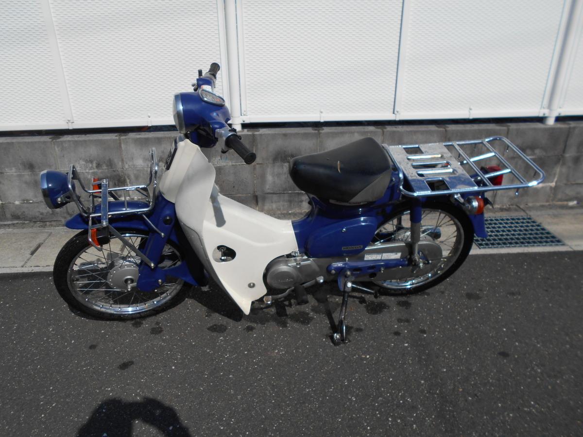 「ホンダプレスカブ50AA01上物!JAPANCUB趣味のバイクマニア館株式会社ギフトップトレ-ディングカンパニ-」の画像2