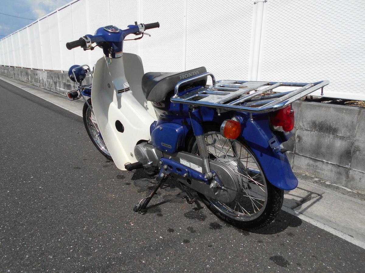 「ホンダプレスカブ50AA01上物!JAPANCUB趣味のバイクマニア館株式会社ギフトップトレ-ディングカンパニ-」の画像3