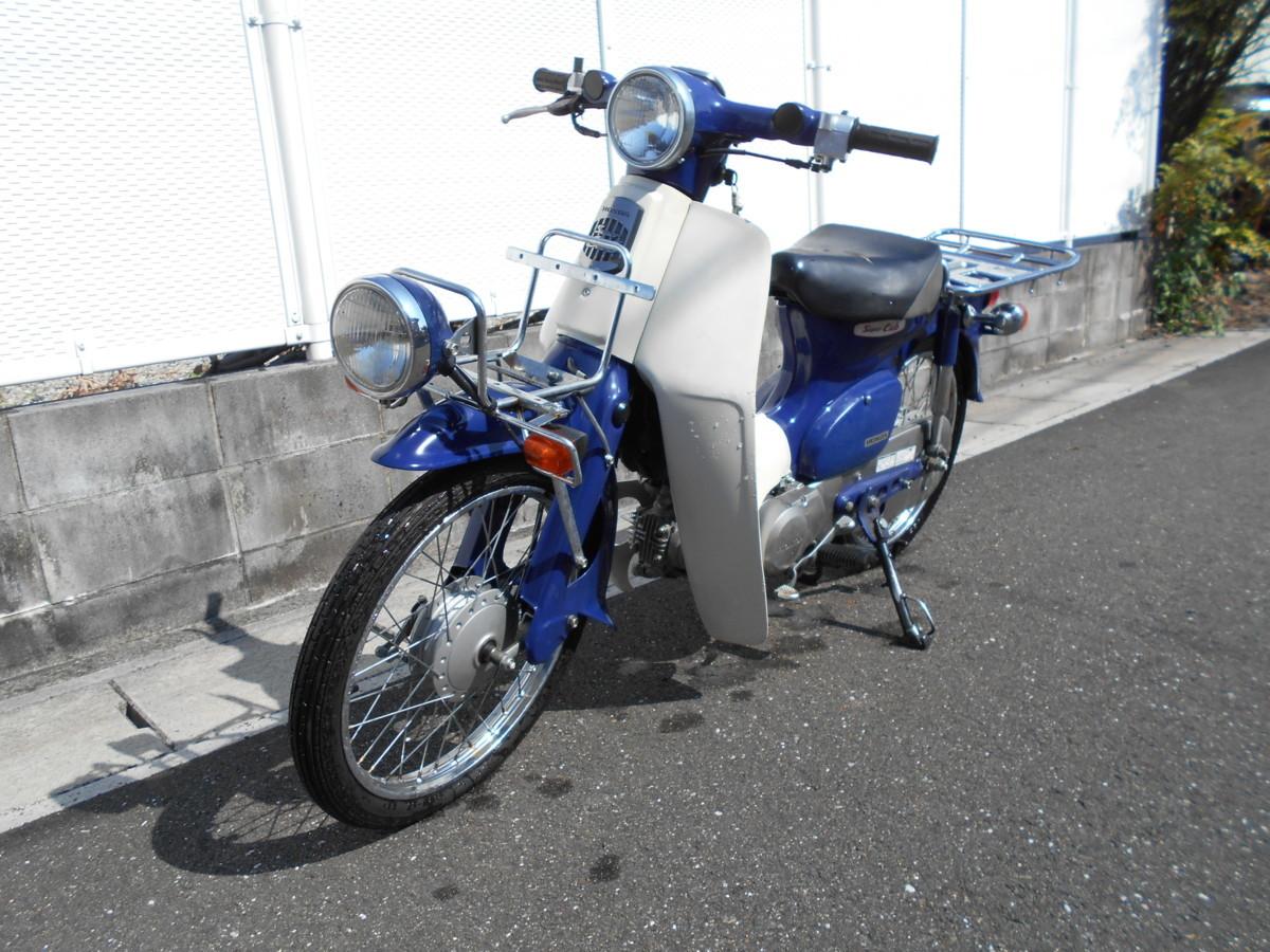 「ホンダプレスカブ50AA01上物!JAPANCUB趣味のバイクマニア館株式会社ギフトップトレ-ディングカンパニ-」の画像1