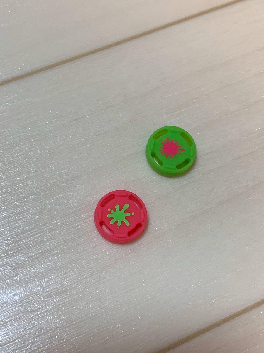 Joy-Con カバー シリコン スプラトゥーン