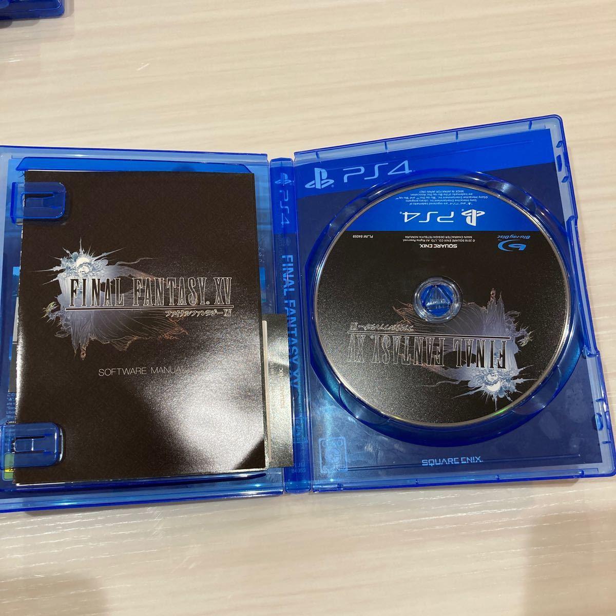 【PS4】 ファイナルファンタジーXV [通常版] 中古 FF15