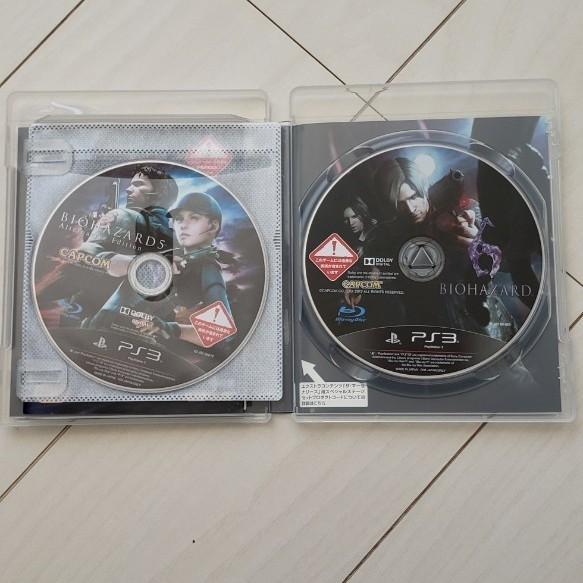 バイオハザード6 セット PS3