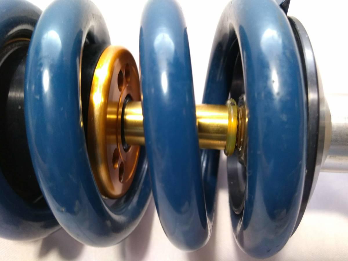 ブルーポイント(BLUE POINT) QJ-1(3mmロング) リアサスペンション NSR50 NSF100用_画像2