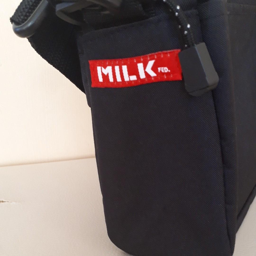 ミルクフェド ショルダーバッグ