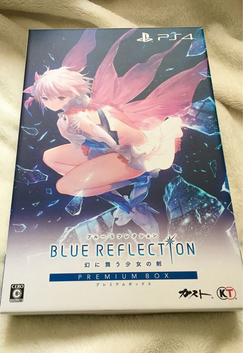 PS4 ブルーリフレクション限定盤