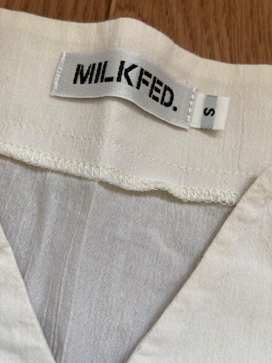 MILKFED.   刺繍チュニック
