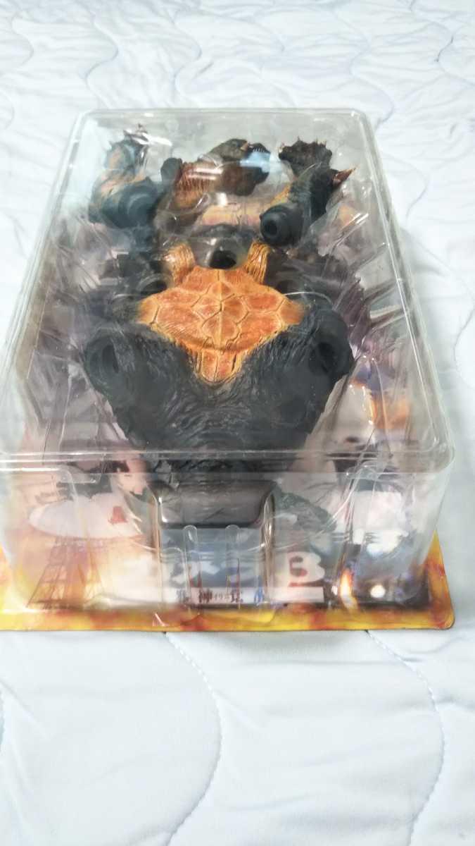 レア◎即◎X-PLUS 平成 大怪獣シリーズ 平成ガメラ/未開封品 検索:限定 邪神イリス覚醒 レギオン襲来 ウルティメイトプラズマ 色違い .com_画像5