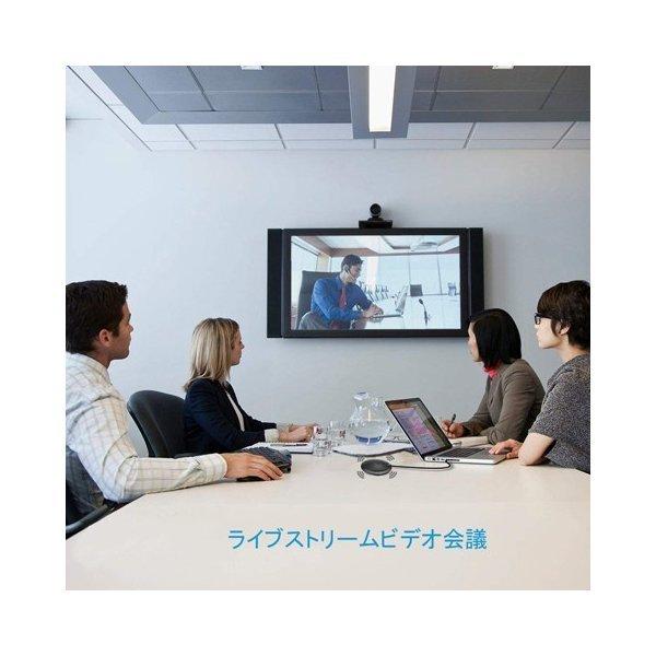 PC usb マイク 卓上 360°全指向性 ビデオチャット 在宅勤務