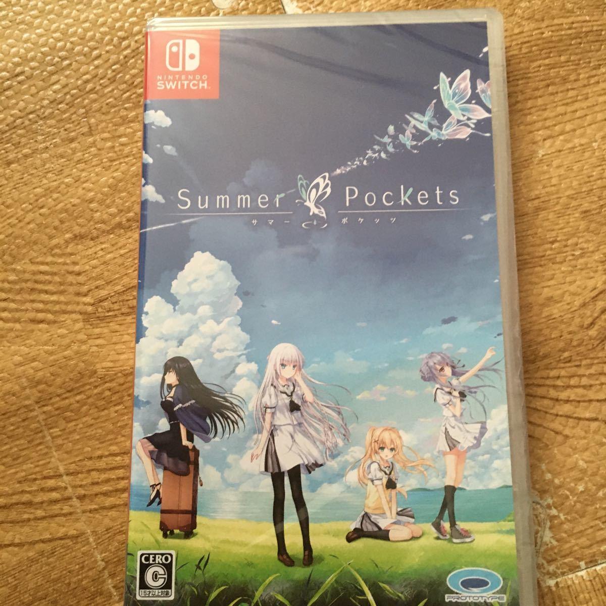 【Switch】 Summer Pockets