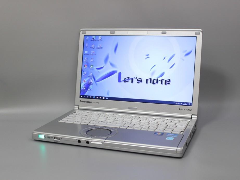 ★1円~ Office2016 Panasonic Let's note CF-NX2JWGYS■極速Core i5-3320M メモリ4GB SSD128GB WiFi Windows10 初期設定済み