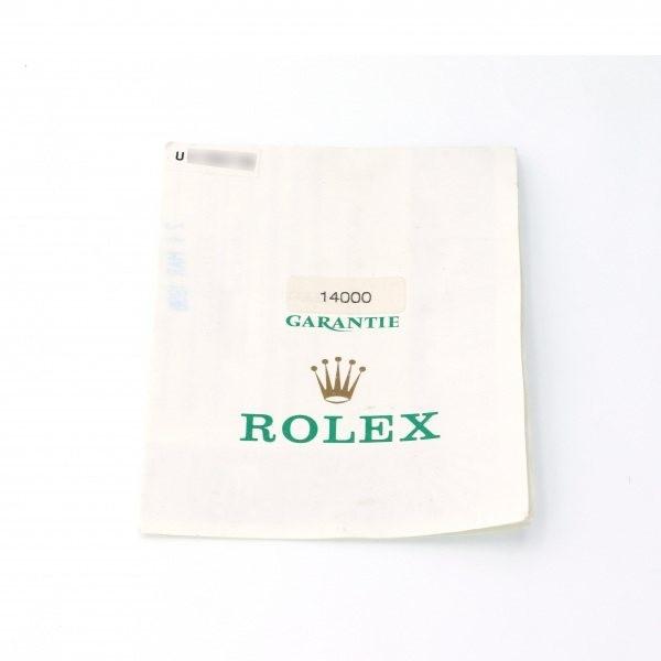 ロレックス ROLEX エアキング 14000 シルバー文字盤 中古 腕時計 メンズ_画像8