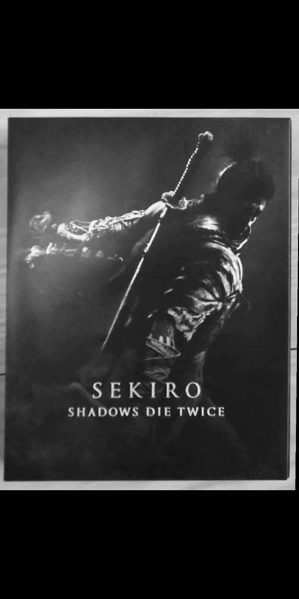 PS4 SEKIRO セキロ