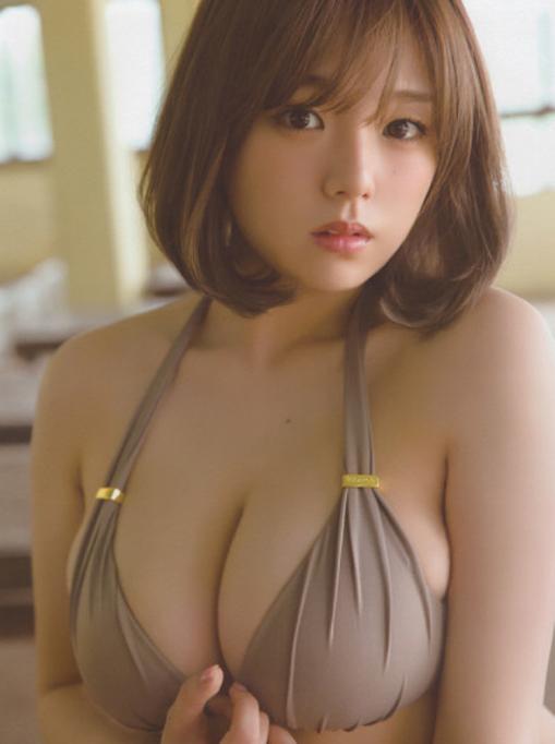 篠崎愛6 グラビア L版写真10枚 水着_画像6