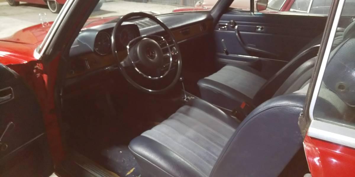 「S45年W114クーペ前期250CE ストローク8」の画像3