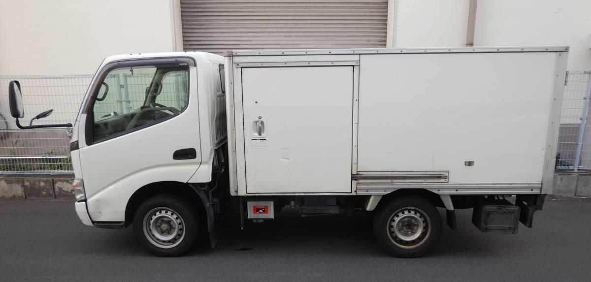 「早い者勝ち!トヨタ トヨエース冷蔵車(-5度までの中温設定)送料格安 即決!」の画像2