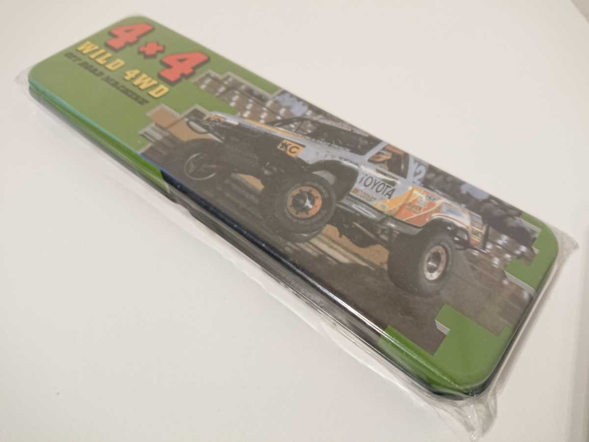 トヨタ ピックアップ トラック ペンケース 80 90 4WD 4×4 ハイラックス タコマ ミニトラック TOYOTA PICKUP TRUCK HILUX TACOMA USDM 北米_画像1