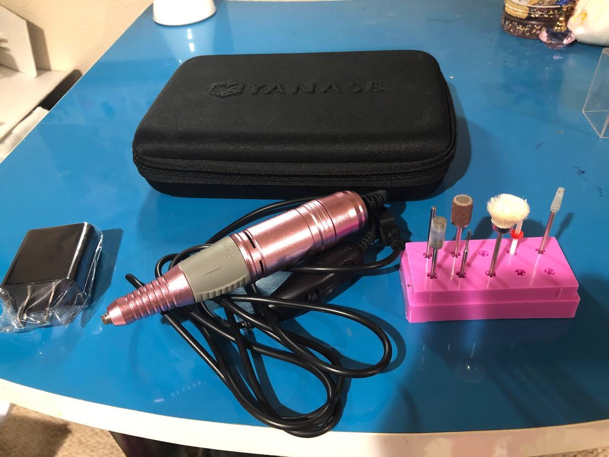 ネイル用品、集塵機、ネイルマシーン、ミニローロポチ