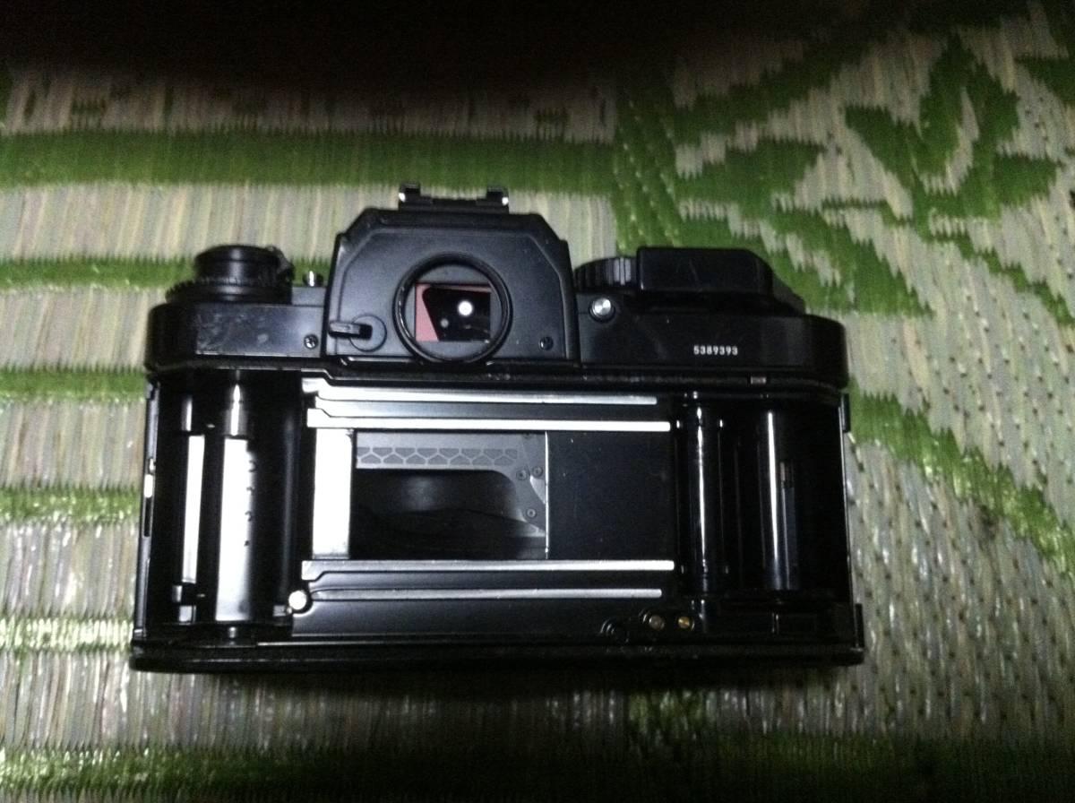 Nikon FA 本体のみ ジャンク品_画像2