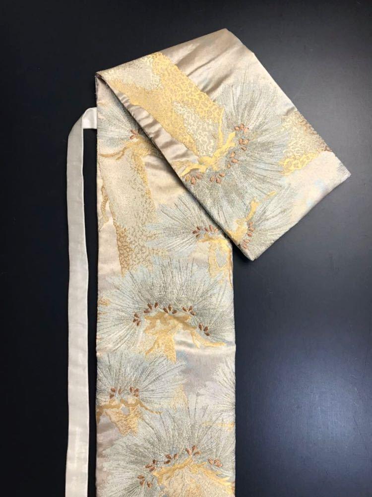 限定2本 日本刀 太刀 刀 刀袋 佐賀錦 老松紋 職人ハンドメイド 100% 正絹使用 一点物 N-27_画像6