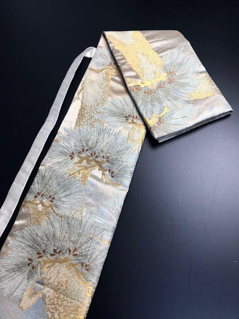 限定2本 日本刀 太刀 刀 刀袋 佐賀錦 老松紋 職人ハンドメイド 100% 正絹使用 一点物 N-27_画像1