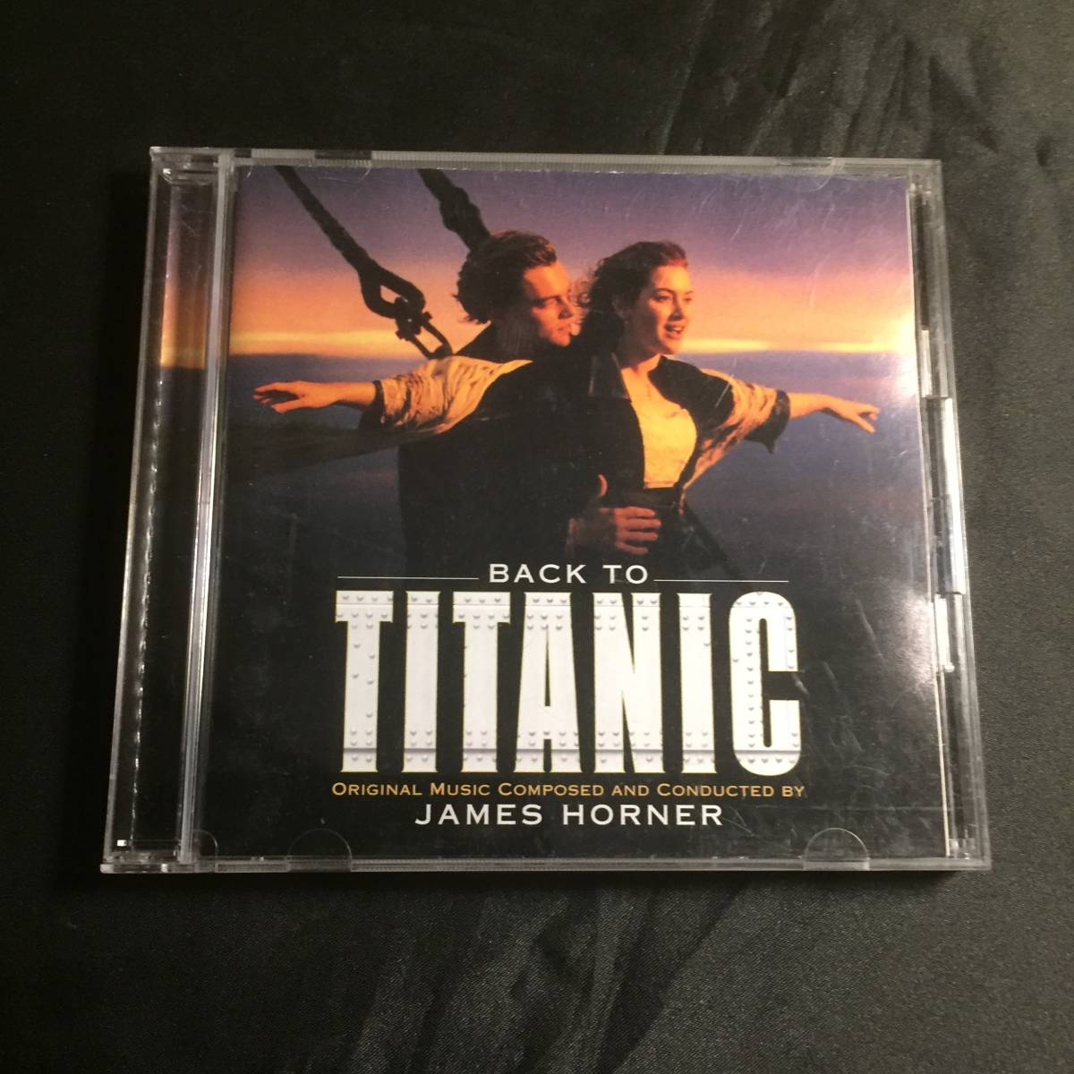 James Horner / Back To Titanic (More Music From The Motion Picture Titanic)_画像1