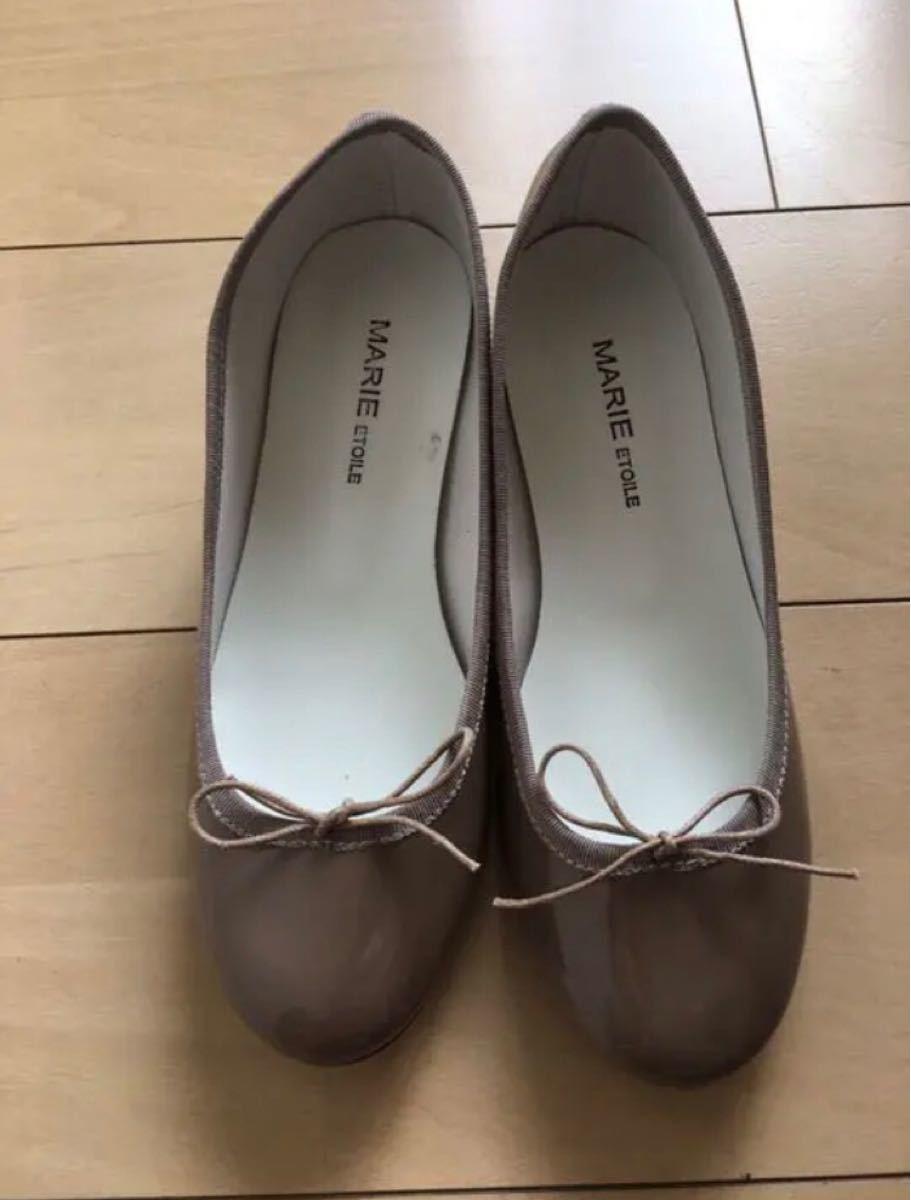 パンプス バレエシューズ レディース 靴