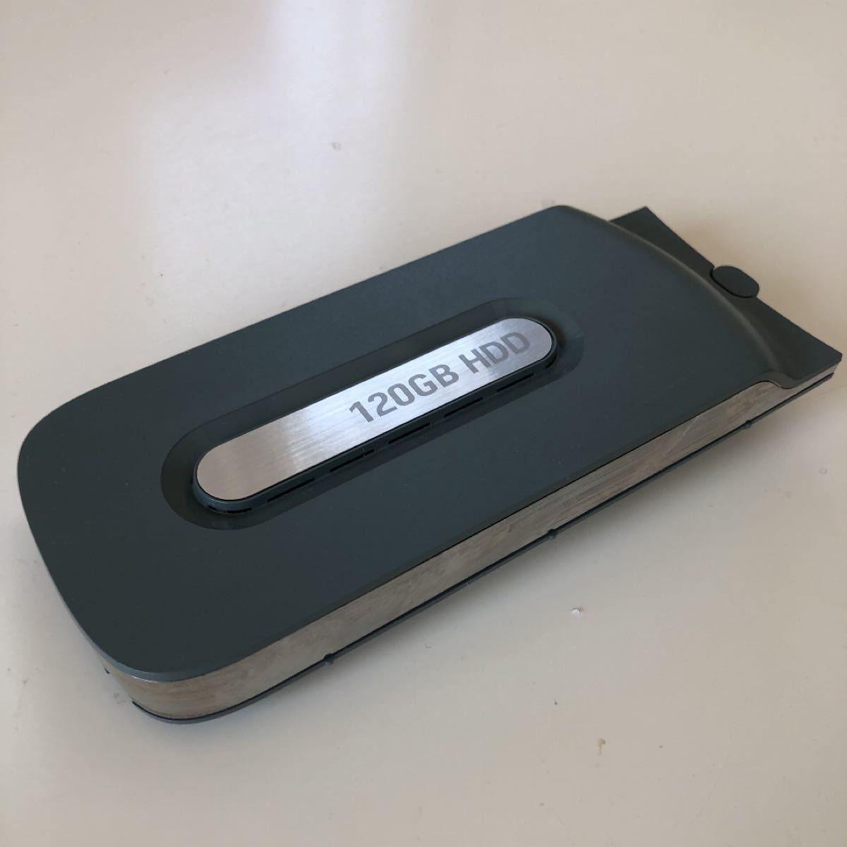 xbox360 HDD 120GB