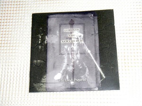 廃盤 2CD Lords Of The New Church ローズ オブ ニュー チャーチ The Lords Prayers I /ex: Damned Dead Boys Sham 69 Barracudas 集結