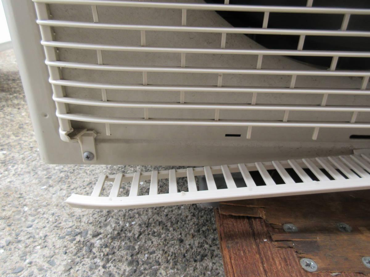2017年製▽パナソニック Eolia 20畳用ルームエアコン CS-UX637C2-W△インバーター冷暖房除湿タイプ / 寒冷地エアコン▽単相200V△N0000078_画像10
